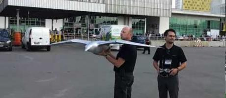 Femac 2012 Smart Bird by Festo